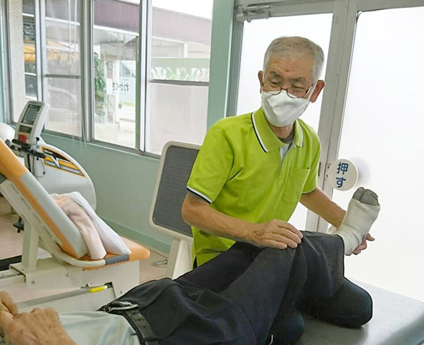 理学療法士紹介 -その1-