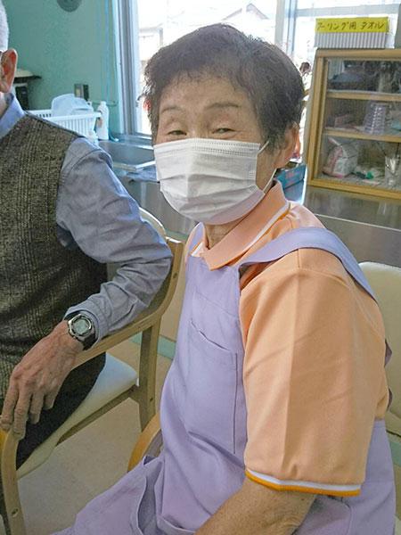 スタッフ紹介- 多田看護師 -