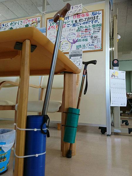 手作りの道具たち